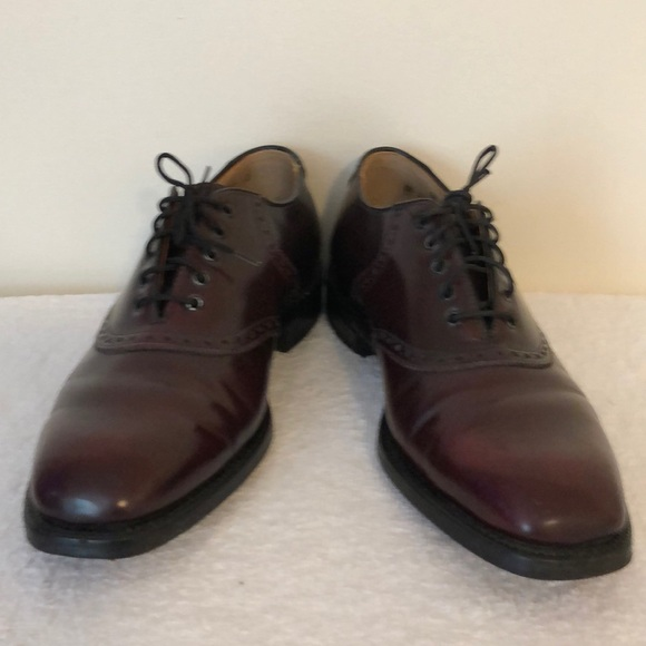 Johnston & Murphy Other - Johnston and Murphy size 8 1/2 men's tie oxfords